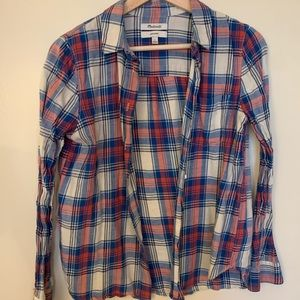 Madewell ♥️ Shirt Size Small